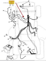 Gallery of craftsman dyt 4000 wiring diagram inspiration symbols car for a riding mower of 11