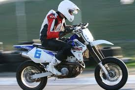 learning to ride supermoto askmen
