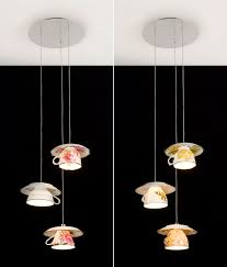 here s another tutorial by vintagerevival to make a teaset anthropology lamp