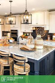 Light Fixtures Kitchen Island Dark Counter Which Avoids Stains From