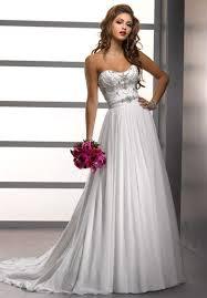 a line chiffon wedding dress. adele by sottero and midgley // a-line, chiffon wedding dress with a line