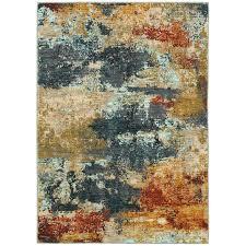oriental weavers of america brisbane indoor nature area rug common 5 x 8