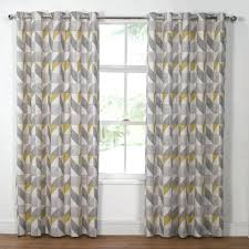 large image for ergonomic gray yellow curtains grey and yellow nursery curtains delta grey gray and