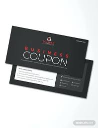 Business Coupons Template Free Printable Coupon Templates Synonymen