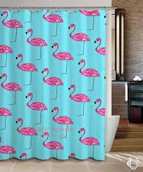impressive flamingo shower curtains ideas with 160 best cute shower curtain images on home decor shower curtains