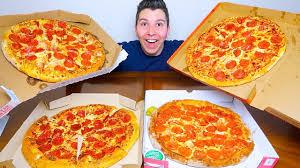 Pizza Hut Vs Dominos Vs Papa Johns Vs Little Caesars Pizza