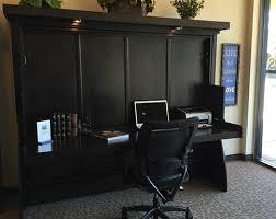 murphy bed in office. simple murphy murphy bed desk closed zoomroom inside in office
