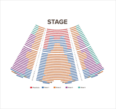 Matilda The Musical Seating Chart Tuacahn Center For The Arts Seating Chart