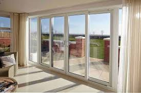 for maximum light and glass panes we recommend sliding doors