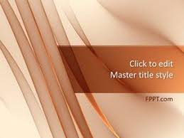 Brown Powerpoint Background Free Brown Powerpoint Templates