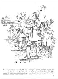 Small Picture Colonial America Coloring Pages Adult coloring pages Pinterest
