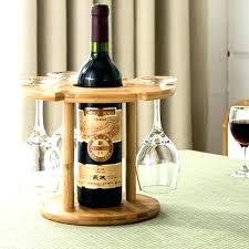 wine glass holder shelf bamboo rack hanging pirate ship shape bar floating shelves