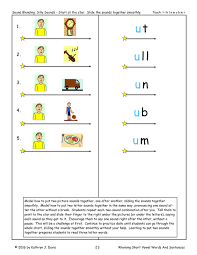 Rhyming Short Vowel Words And Sentences Sd Bl - SOUND CITY READING