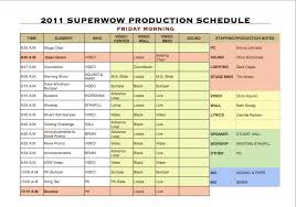 Video Production Schedule Template - Ecza.solinf.co