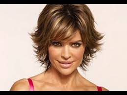 Current Hairstyles 95 Best Part 244 Of 24 How To CUT And STYLE Your HAIR Like LISA RINNA Haircut