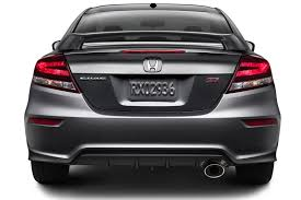 Honda Prices 205 Hp 2015 Civic Si Coupe And Sedan Carscoops Com