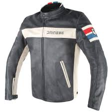 dainese hf d1 vintage leather motorcycle bike biking