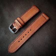 handmade leather watchstraps watchband