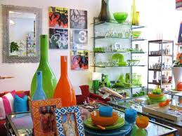 colourful accessories ma zone home decor visual merchandising