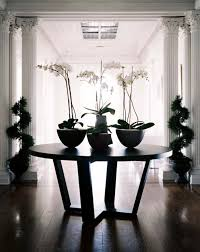 rustic foyer round table gorgeous entryway entry table ideas designed with every styl on rustic round