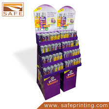 Cardboard Display Stands Australia Custom Screwdriver Point Of Sale Pos Cardboard Display Stands 63
