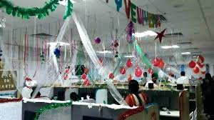 decorating office for christmas. Office Christmas Themes Perfect Decorating  Cubicle Decorating Office For Christmas C
