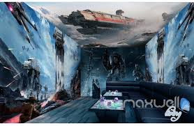 2 of 9 star wars alien invading science space entire room wallpaper wall mural decal uk wars panoramic wall mural star