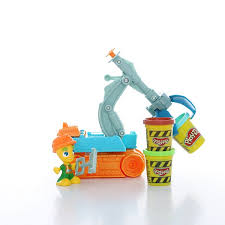 Купить <b>Hasbro Play</b>-<b>Doh</b> B6283 <b>Экскаватор</b> - <b>Toy</b>.ru