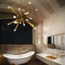 Bathroom Statement Lights