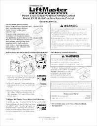 how to program genie pro garage door opener car manual model parts enchanting