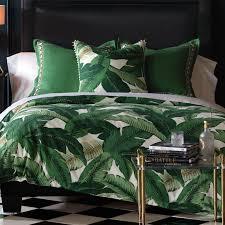 palm duvet cover.  Palm Lanai Palm Duvet Cover To L
