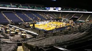 Greensboro Coliseum Seating Chart Monster Jam Greensboro Coliseum Section 121 Unc Greensboro Basketball