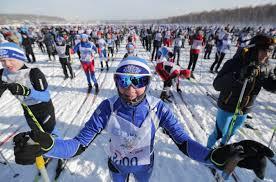 Физическая культура и спорт Иркутская область Официальный портал Лыжня России 2016