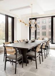 a design publication for of all things cool beautiful tribeca oasis contemporary dining room