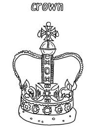 Small Picture Design of King Crown in Princess Crown Coloring Page NetArt