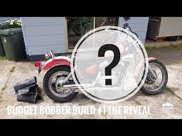 budget bobber build 1 the reveal yamaha virago xv250 v star
