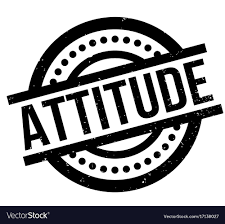 Attitude Design Attitude Rubber Stamp