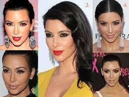 kim kardashian eye makeup