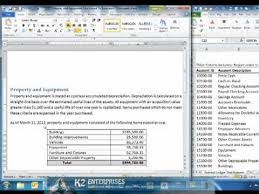 Excel Word Linking Excel Data Into Word Documents Mp4 Youtube