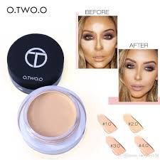 o concealer cream makeup primer cover pore wrinkle foundation base lasting oil control makeup concealer n6050 professional makeup cosmetics from