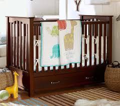 safari animals crib bedding set