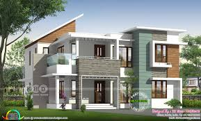 Kerala Home Design 3d 2140 Sq Ft 4 Bedroom Attached Contemporary House Kerala
