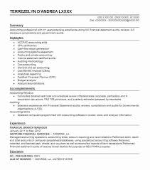 Bank Manager Resume Resume Templates