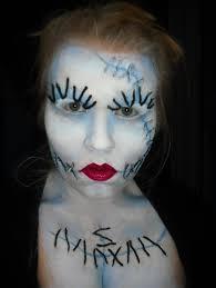 sally the nightmare before christmas makeup tutorial