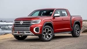 VW Tanoak concept truck road test review - Autoblog