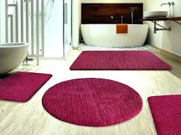 purple bath rug sets bathroom accessories the best ideas on decor bat