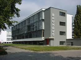 The Bauhaus and the German Werkbund (1919-1932)[edit]