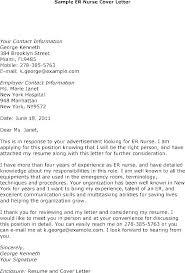 Nurse Cover Letters Nurse Cover Letter Samples For It Template Nursing Microsoft