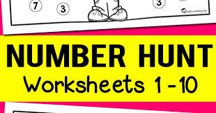 Preschool number recognition activities, preschool number recognition worksheets and other free printables. Number Recognition Worksheets Totschooling Toddler Preschool Kindergarten Educational Printables