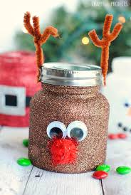 Decorated Christmas Jars Ideas Christmas Treat Jars I Heart Nap Time 18